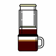 Kaffeesorte für Aeropress
