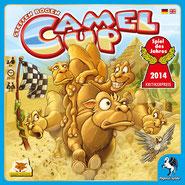 Camel Up Rezension: Spiel des Jahres 2014