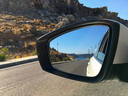 Autofahren auf Rhodos