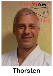 Thorsten Filser Kinder Karatelehrer Westernhausen Ingelfingen Hohenlohekreis