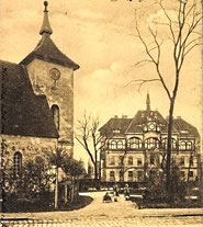 Dorfkirche Reinickendorf, 1907