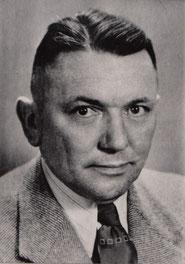 Dr. Ludwig Benning, Schulleiter in Bünde (Archiv des Freiherr-vom-Stein-Gymnasiums Bünde)