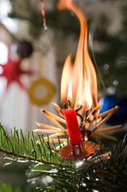 Sicherheitstipps für den Advent