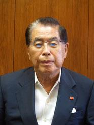 松本南海雄会長