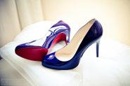 Tanzen Privatunterricht Schuhe