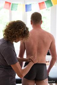 Dorn-Therapie Wirbeltherapie Dieter Dorn Dorn Behandlung