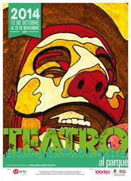 Teatro al parque 2014