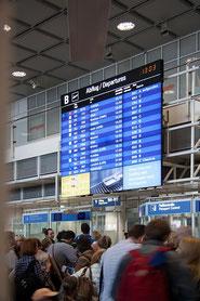 Foto Streik Airport
