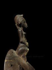 Zanga Konaté, Koulé Senoufo Senufo mask Kpelié