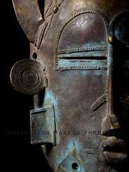 Gobe Kone Fono Senufo Kpelie mask Senoufo Kplié masque