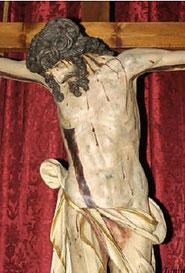 Cristo de los Carboneros,, Francisco del Rincón (S.XVII)