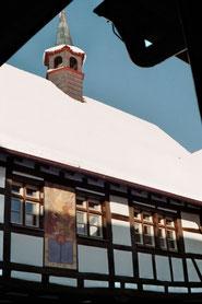 Riedlinger Kloster - Innenhof
