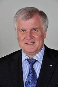 Bundesinnenminister Seehofer Foto: Wikipedia