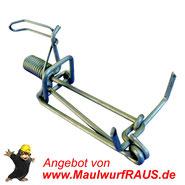 Trapliner-Falle von MaulwurfRAUS.de