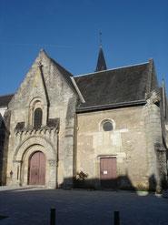 Eglise sainte-Trinité de Vernou-sur-Brenne (37)