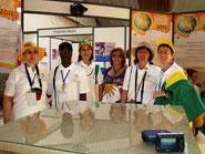 2e à gauche Conseil et Forum Dakar