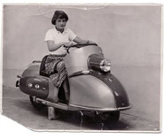 Gisela Bastert 1951
