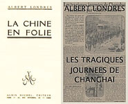Albert Londres : la Chine en folie