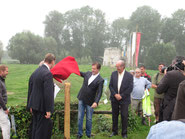 Inauguration du sentier archéologique sept 2014