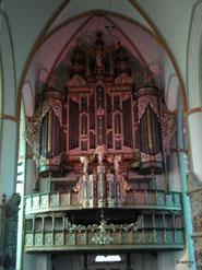 Orgel der St. Johanniskirche