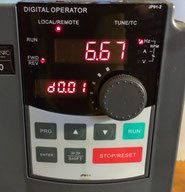 Frequenzumrichter-gesteuerte Antriebstechnik erlaubt höchste Präzision