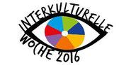 Logo Interkulturelle Woche 2016