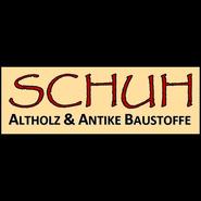 Logo Sägewerk Schuh - Altholz und Antike Baustoffe