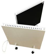 Настенная инфракрасная керамическая панель LIFEX ПКП 800 с терморегулятором и конвекцией