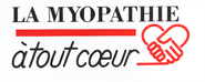 Logo de l'association La Myopathie à Tout Cœur