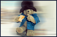 Michael Bond's Paddington mit Orangenmarmeladenbrot