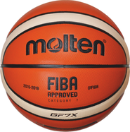 Basketball GF7X molten Basketballshop Trainingsball Halle Fiba approved molten ball kaufen
