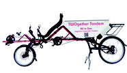 "Long Tail Cargo Bike ""TWOgether"""