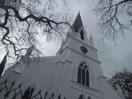 Stellenbosch Kirche