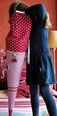 Bild: Mädchen schaut in AnfängerGlück Schultüte