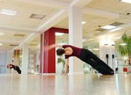 Wirbelsäulengymnastik, Rückenfit, Präventionskurs, Pilates