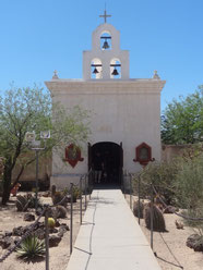 Tucson, San Xavier del Bac