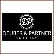 Reitsport Heiniger Schönbühl - Logo Sättel von Deuber & Partner Saddlery