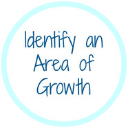 identify an area of growth for the upcoming year - homemade nutrition