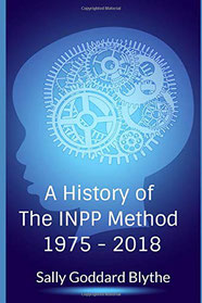 Buchcover: Sally Goddard Blythe-A History of The INPP Method 1975-2018