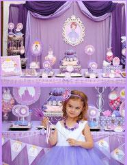 presentacion estilo princesa