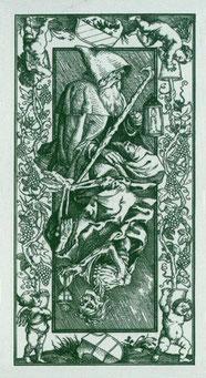 Tarot Dürer - Dos