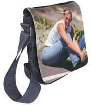 Tasche mit Bild, Fototasche, Tragetasche mit Bild,