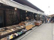 Naschmarkt für Märkte-Liebhaber