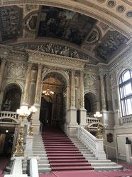 Prachtvolles Burgtheater