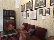 Wartezimmer von Sigmund Freud