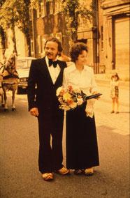 1975  Klaus Bleilevens u. Christel Sibbing