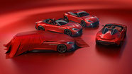 Aston Martin Vanquish Zagato coupe volante speedster shooting brake