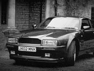Aston Martin Virage NEC Birmingham 1988