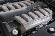 Aston Martin V12 Motor Koeln