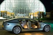 Aston Martin Rapide, Marek Reichmann
